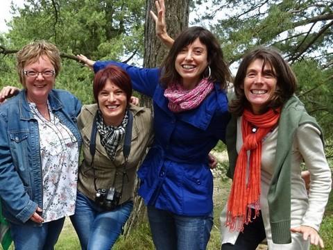 L'équipe du Festival de l'Oiseau et de la Nature en Baie de Somme