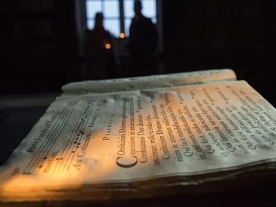 Saint-Riquier-Abbaye-visite nocturne©Comdesimages