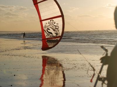 Kite surf©Nicolas Bryant