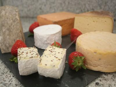 Fromages, halle, Amiens, Julien Planchon