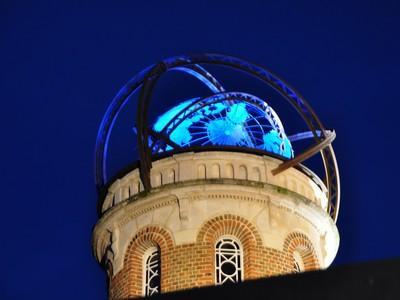 Maison Jules Verne_tour_nuit © S.Crampon