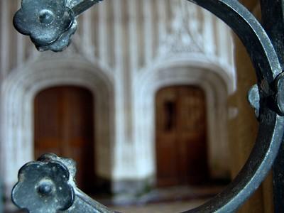 Rue, intérieur chapelle Saint-Esprit©ADRT80-AB