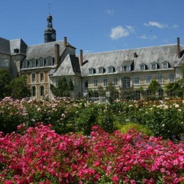 Argoules-Abbaye de Valloires ©Beracassat