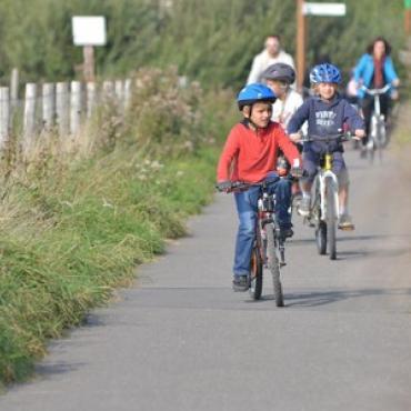 Vélo pistes cyclables Le Crotoy