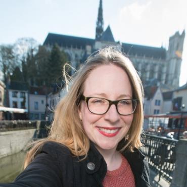 Julie Guerin Guide Conférencière © Nicolas Bryant