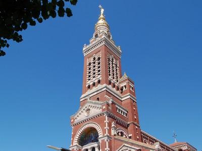 Albert-Basilique Notre-Dame de Brebières©ADRT80-DM