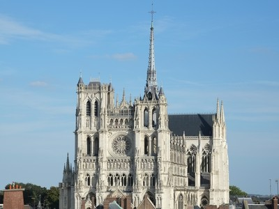 Amiens Cathedrale, Somme