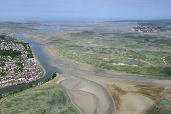 La somme vue du ciel - Office du tourisme de la baie de somme ...