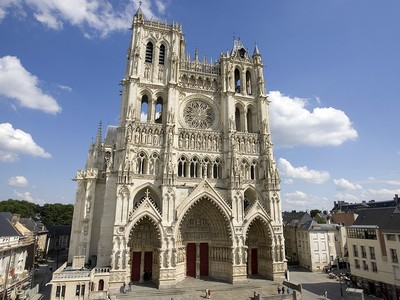 cathedrale Amiens, Somme
