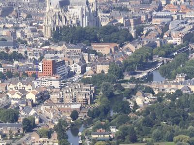 Amiens-vue aérienne©Guillaume Fatras