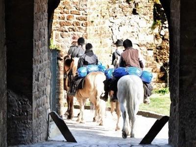 Saint-Valery-sur-Somme-balade à cheval©Nicolas Bryant