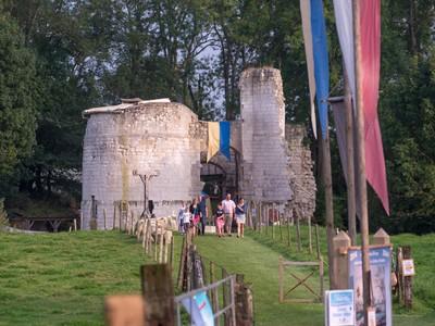Eaucourt-sur-Somme-Château©Nicolas Bryant