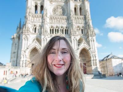 Amiens-portrait-emilie-cathedrale©Nicolas Bryant
