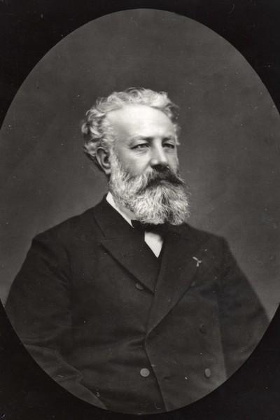 Portrait de Jules Verne © CIJV