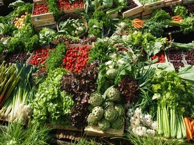 Légumes des Hortillonnnages ©Com des Images