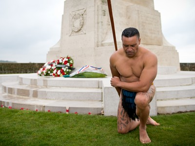 Longueval-Anzac day©New Zealand Embassy