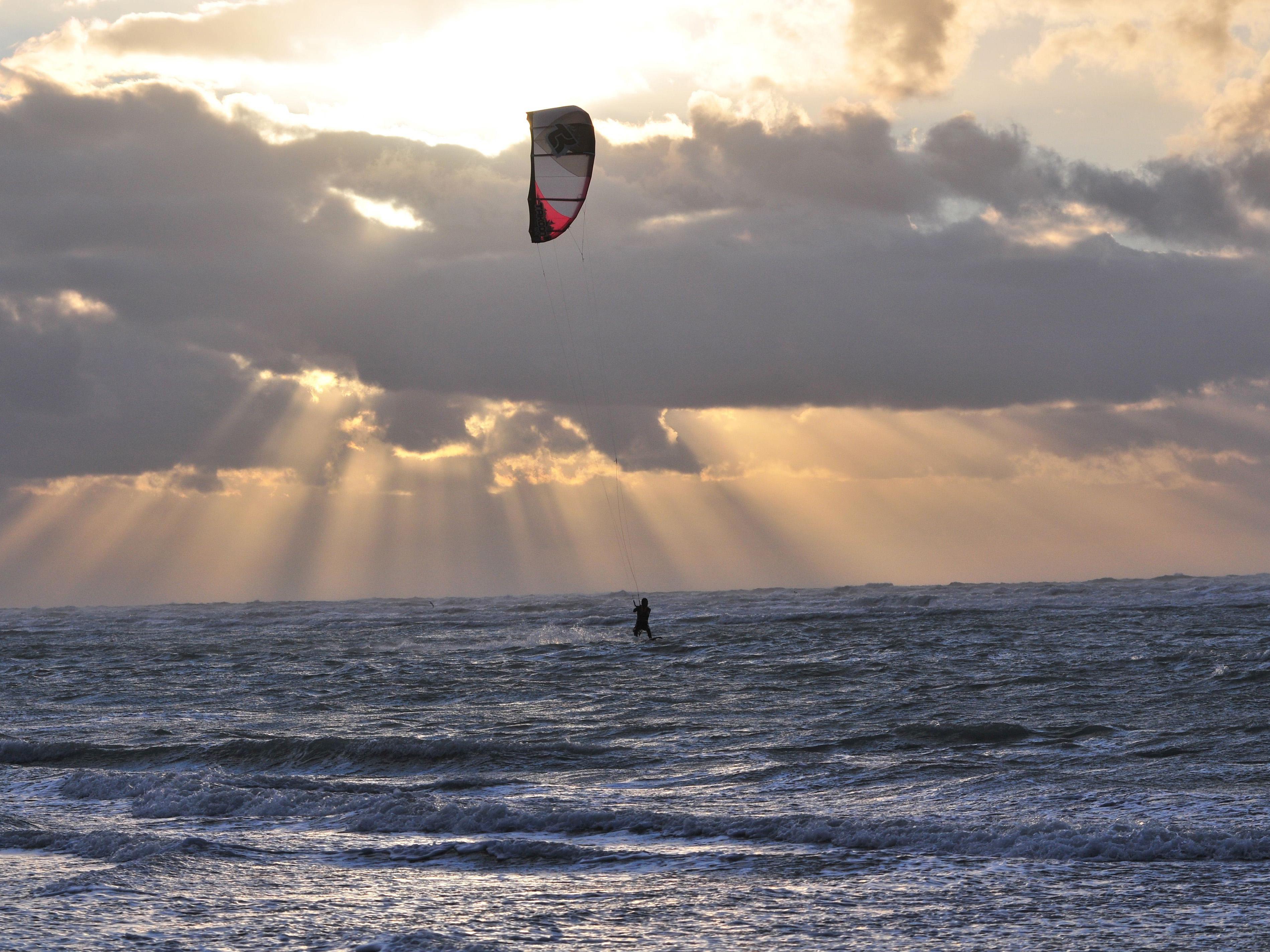 Kite surf©CRTP-NicolasBryant