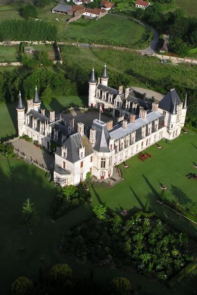 Régnières-Ecluse-Chateau ©ADRT80-DR